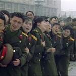 Les larmes de la Corée du Nord…