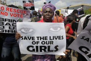 Enlèvement Nigériaines